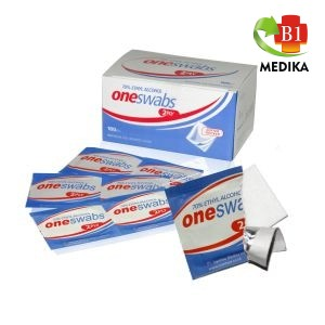 Alkohol swabs Onemed