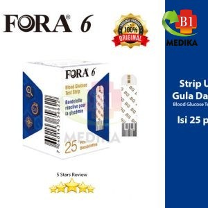 strip gula darah