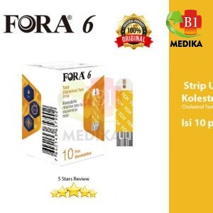 strip cek kolesterol